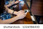 online shopping cyber monday... | Shutterstock . vector #1226586433
