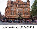 london  uk   august 3  2016 ... | Shutterstock . vector #1226653429