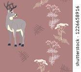 seamless vector illustration...   Shutterstock .eps vector #1226658916