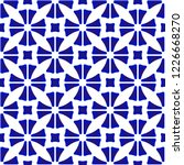 porcelain pattern  abstract... | Shutterstock .eps vector #1226668270