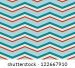 seamless chevron pattern. zig... | Shutterstock .eps vector #122667910