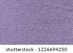 ultra violet towel texture...   Shutterstock . vector #1226694250