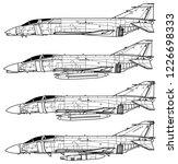 Mcdonnell Douglas F 4 Phantom...