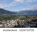 vaduz  liechtenstein on august... | Shutterstock . vector #1226713720