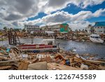 mexico beach  florida  united... | Shutterstock . vector #1226745589