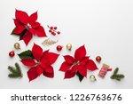 Christmas Composition. Frame...