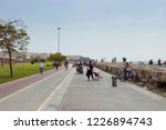 istanbul   july 29  2018  view...   Shutterstock . vector #1226894743