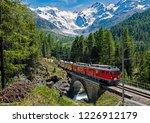 Bernina express   switzerland