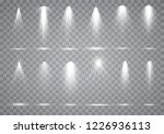scene illumination collection ...   Shutterstock .eps vector #1226936113