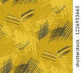 various hatches. seamless...   Shutterstock .eps vector #1226953663