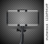 vector illustration of monopod... | Shutterstock .eps vector #1226954149