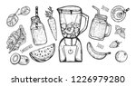 vector illustration of a... | Shutterstock .eps vector #1226979280