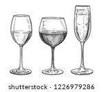vector illustration of a white... | Shutterstock .eps vector #1226979286