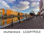 gdansk  poland   may 5  2018 ... | Shutterstock . vector #1226979313