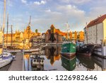 gdansk  poland   may 5  2018 ... | Shutterstock . vector #1226982646