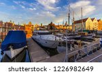 gdansk  poland   may 5  2018 ... | Shutterstock . vector #1226982649