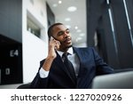confident young businessman of... | Shutterstock . vector #1227020926