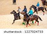 shymkent  kazakhstan  november... | Shutterstock . vector #1227024733