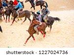 shymkent  kazakhstan  november... | Shutterstock . vector #1227024736