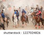 shymkent  kazakhstan  november... | Shutterstock . vector #1227024826