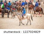 shymkent  kazakhstan  november... | Shutterstock . vector #1227024829