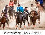 shymkent  kazakhstan  november... | Shutterstock . vector #1227024913