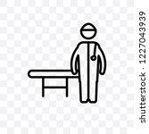 physician assistant vector...   Shutterstock .eps vector #1227043939