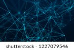 abstract digital background.... | Shutterstock . vector #1227079546