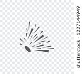 an illustrated icon isolated on ... | Shutterstock . vector #1227144949