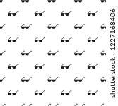 polycarbonate glasses pattern... | Shutterstock .eps vector #1227168406