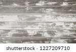 old weathered wood surface with ... | Shutterstock . vector #1227209710
