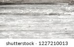 old weathered wood surface with ... | Shutterstock . vector #1227210013