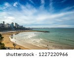 mar del plata  argentina   26... | Shutterstock . vector #1227220966