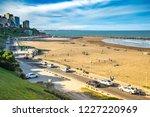 mar del plata  argentina   26... | Shutterstock . vector #1227220969