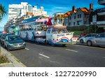 mar del plata  argentina   26... | Shutterstock . vector #1227220990