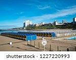 mar del plata  argentina   26... | Shutterstock . vector #1227220993