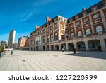 mar del plata  argentina   26... | Shutterstock . vector #1227220999