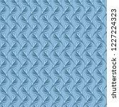 tender white vector anemones... | Shutterstock .eps vector #1227224323