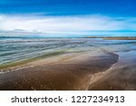 waves of the atlantic ocean... | Shutterstock . vector #1227234913