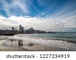 coast of the atlantic ocean.... | Shutterstock . vector #1227234919