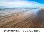 sandy shore. extraordinary... | Shutterstock . vector #1227235093