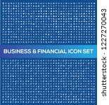 business and financial vector... | Shutterstock .eps vector #1227270043
