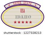 road retro index super state... | Shutterstock .eps vector #1227328213