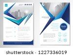 template vector design for... | Shutterstock .eps vector #1227336019