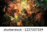 high definition star field... | Shutterstock . vector #1227337339