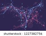 science  chemistry education.... | Shutterstock .eps vector #1227382756