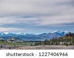 rocky mountains  colorado  usa.  | Shutterstock . vector #1227406966
