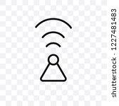 wireless connection vector... | Shutterstock .eps vector #1227481483