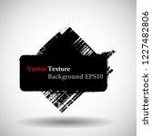 ink splash background . black... | Shutterstock .eps vector #1227482806