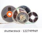 Audio Magnetic Reel Tape